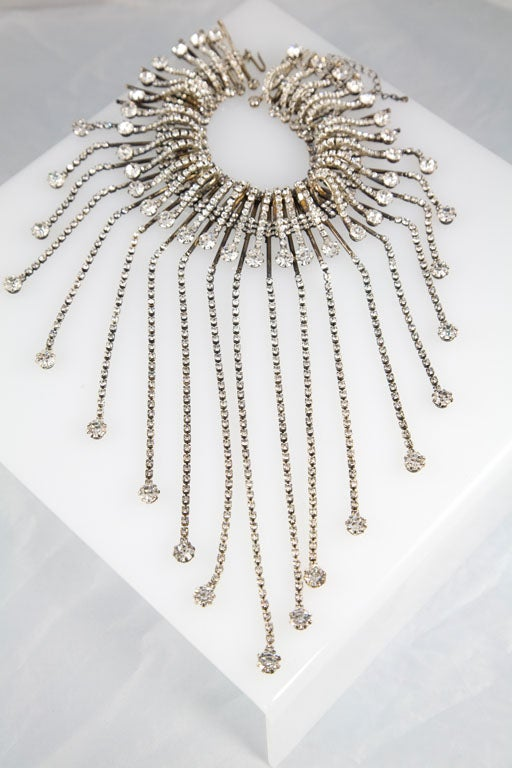 Stunning Rhinestone Collar For Sale 4