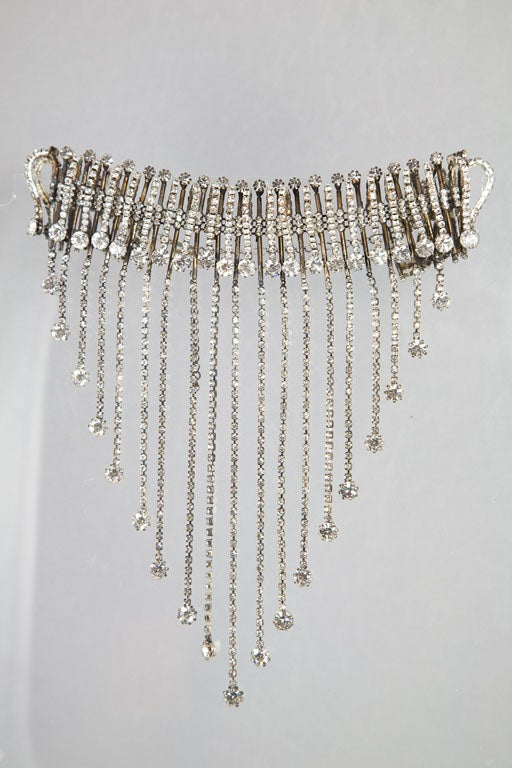Stunning Rhinestone Collar For Sale 5