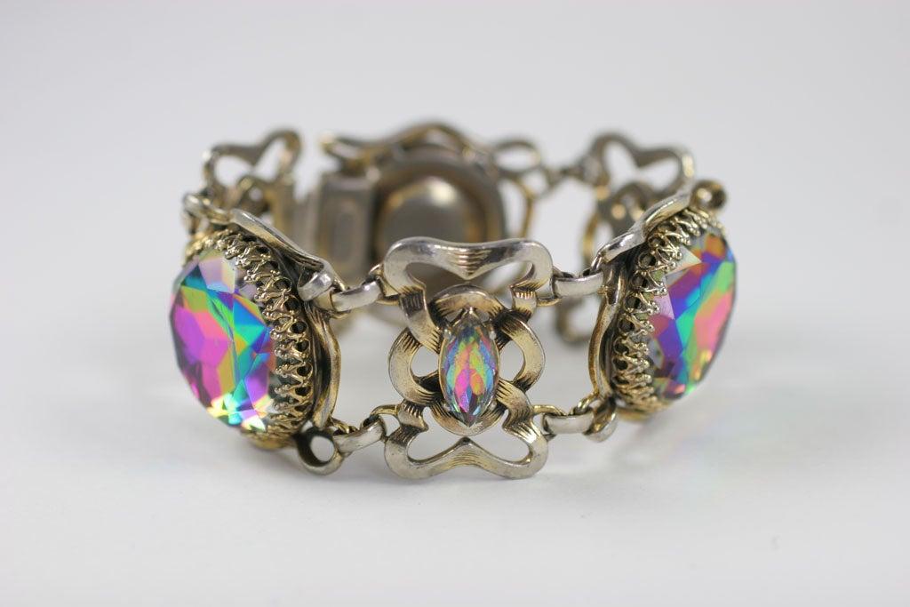 Large Schiaparelli Bracelet, Costume Jewelry 2