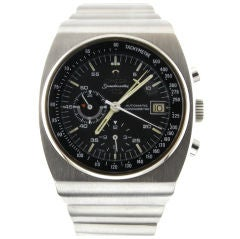 """Omega SS """"Speedmaster 125"""" Special Edition Automatic Chronograph"""