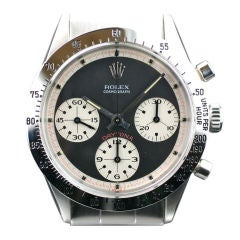"Vintage Rolex Cosmograph Daytona ""Paul Newman"""