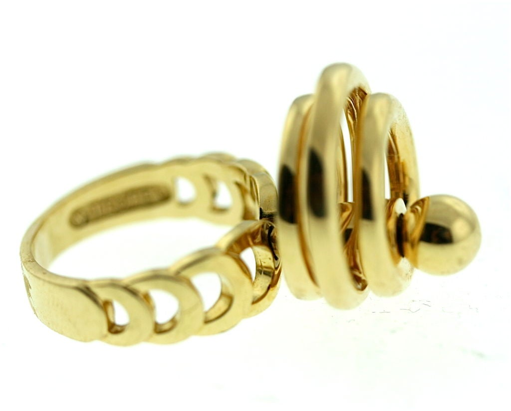 teufel 1970s spinning ring at 1stdibs