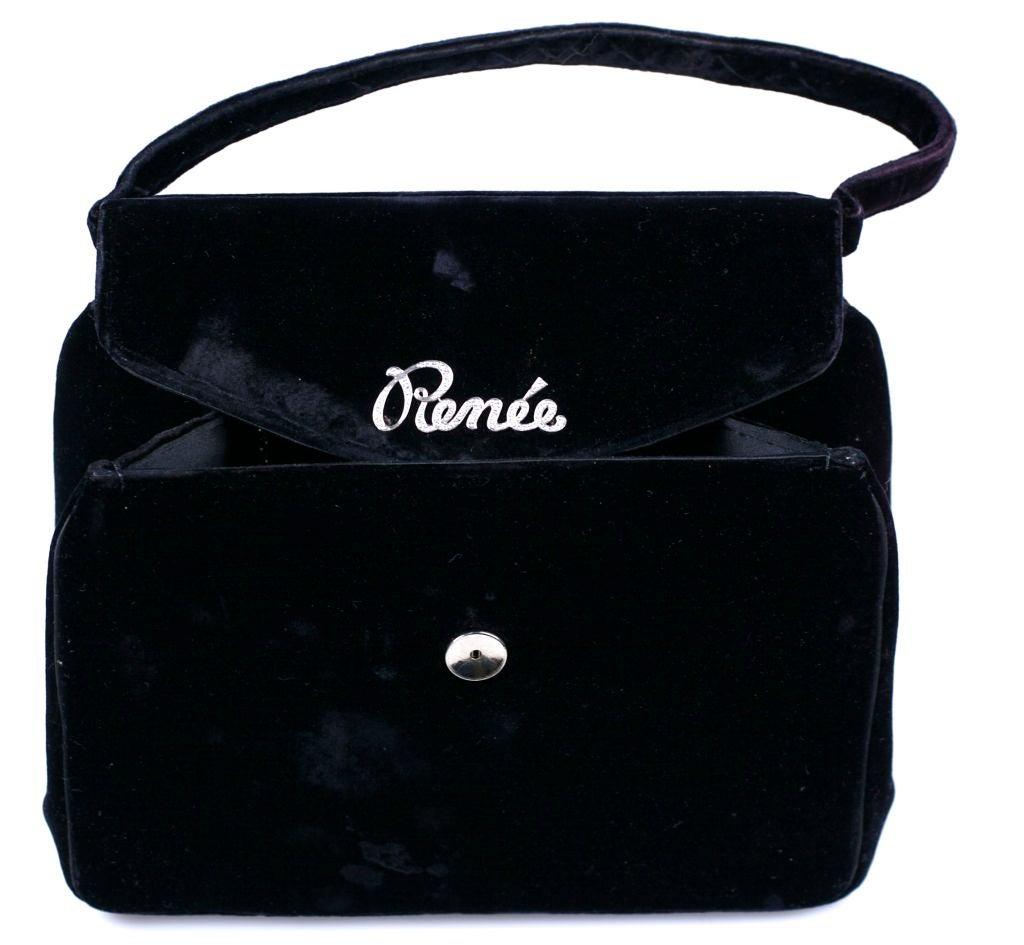 "Diamond ""Renee"" Bag, France 4"