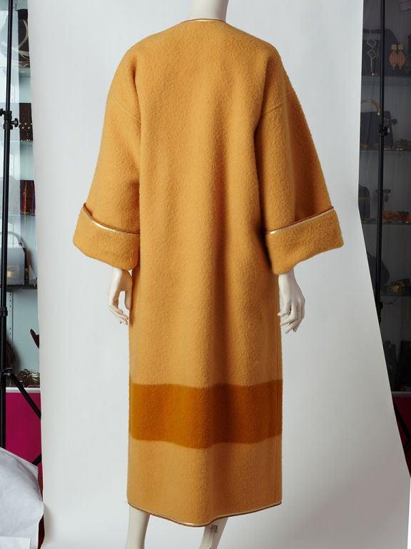 Geoffrey Beene blanket coat 3