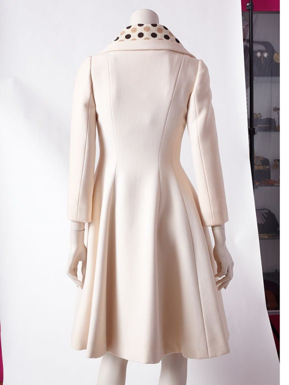 Ivory Dress Coat 9opZKy