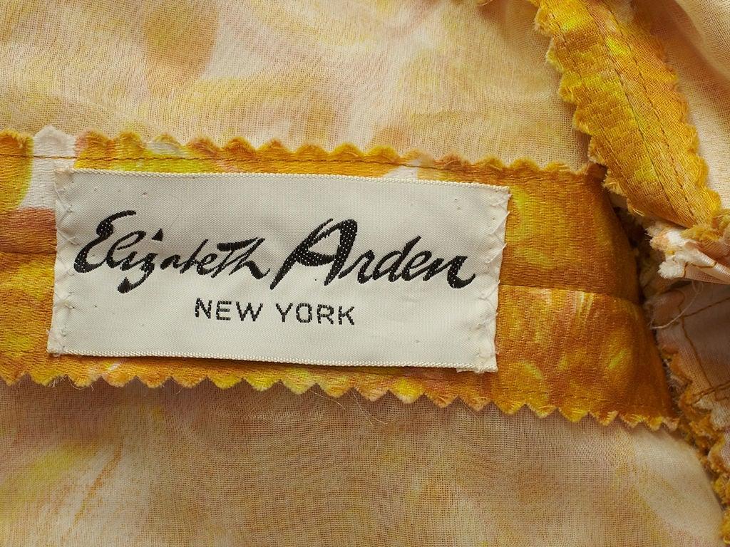 Elizabeth Arden Floral Print Dress 1