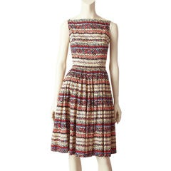Anne Fogarty Day Dress