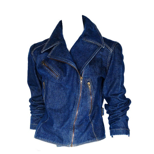 Alaia Denim Jacket