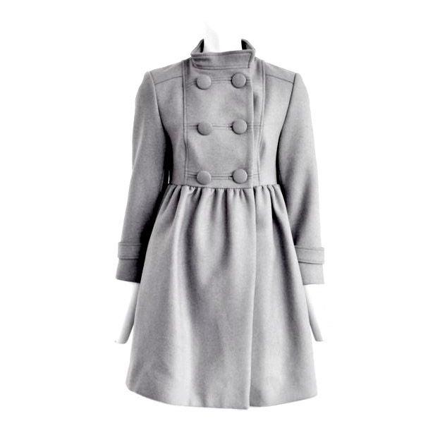 Gaultier Wool Coat 1