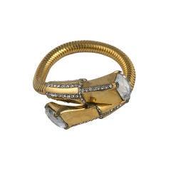 Marcel Boucher Retro Crossover Bracelet
