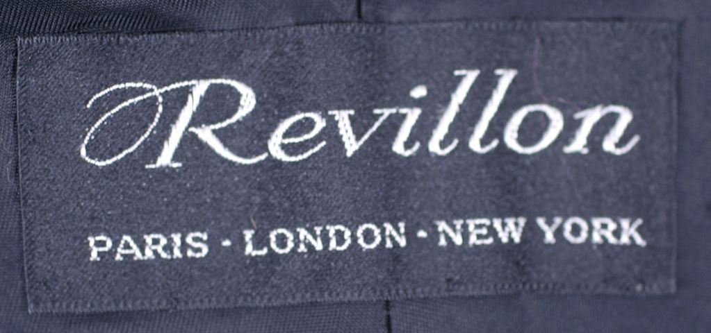 Revillon All Season Suede and Fox Vest In Excellent Condition For Sale In Riverdale, NY