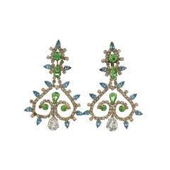 Mimi di N Chandelier Earrings