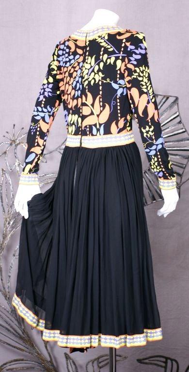Women's Bessi Silk Jersey Dress For Sale