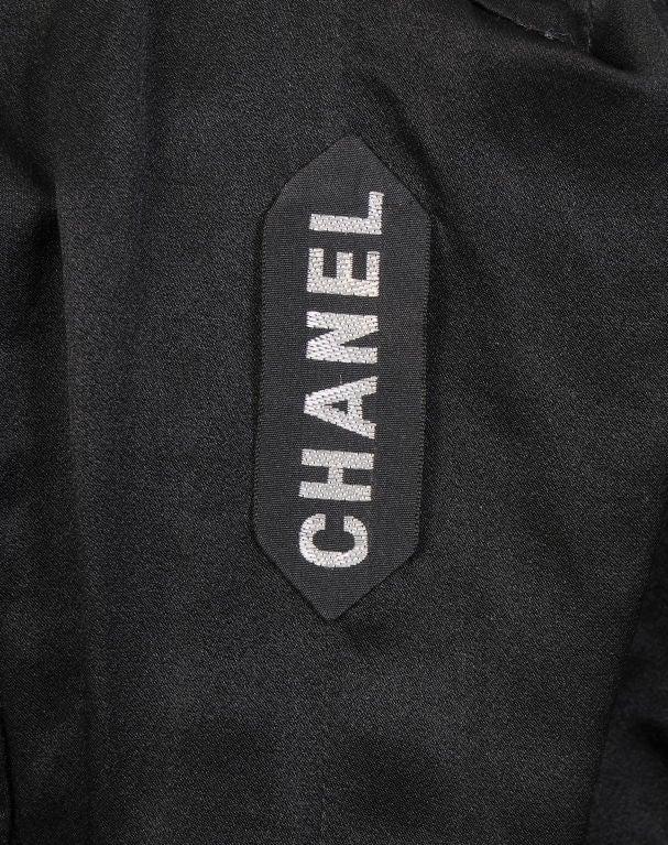 Chanel Haute Couture Evening Dress 8