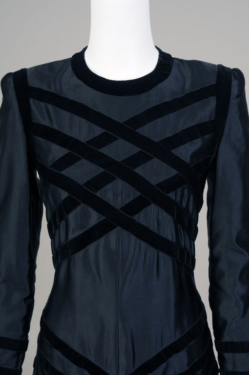 Chanel Haute Couture Evening Dress 2