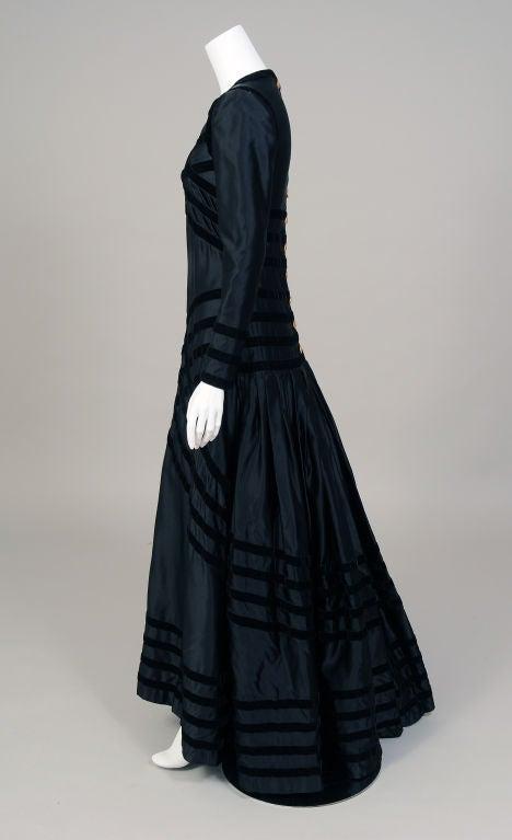 Chanel Haute Couture Evening Dress 4