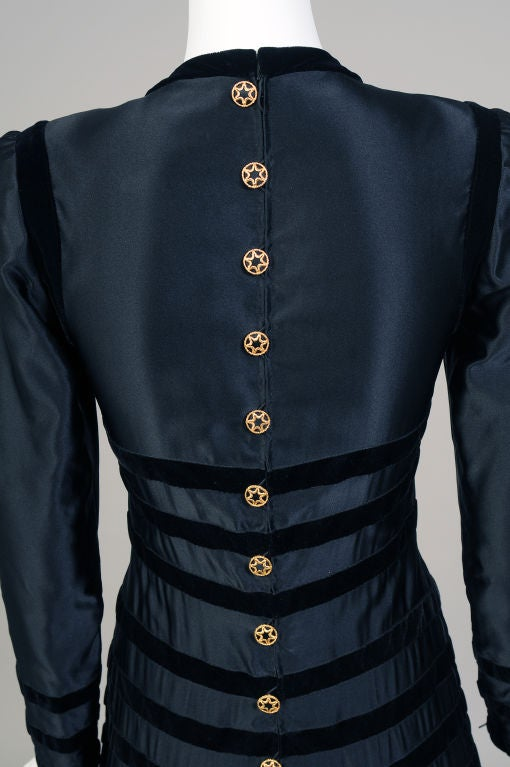 Chanel Haute Couture Evening Dress 6