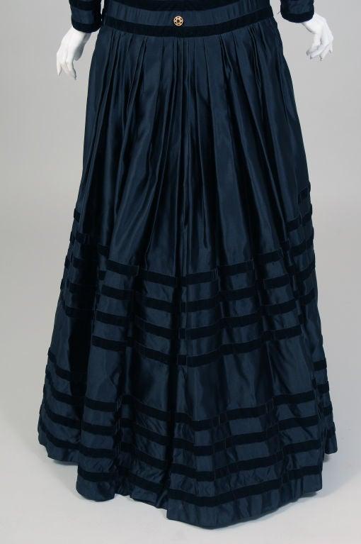Chanel Haute Couture Evening Dress 7