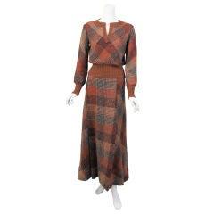 Missoni Sweater & Skirt