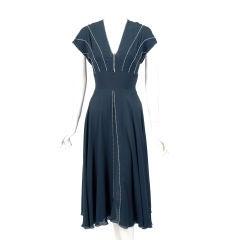 Chloe Silk Cocktail Dress