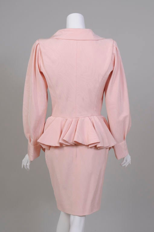 Emanuel ungaro haute couture suit for sale at 1stdibs for Haute couture suits