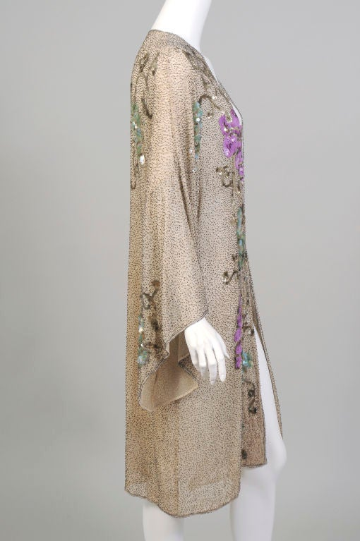 1920's French Beaded Coat 3