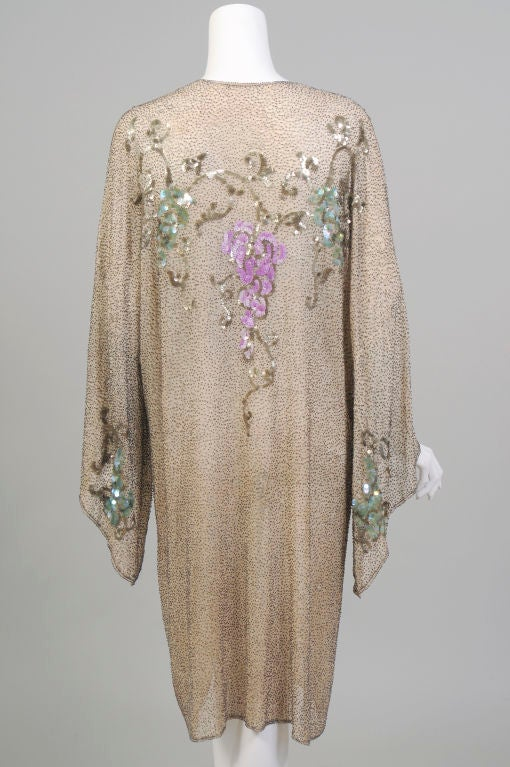 1920's French Beaded Coat 4