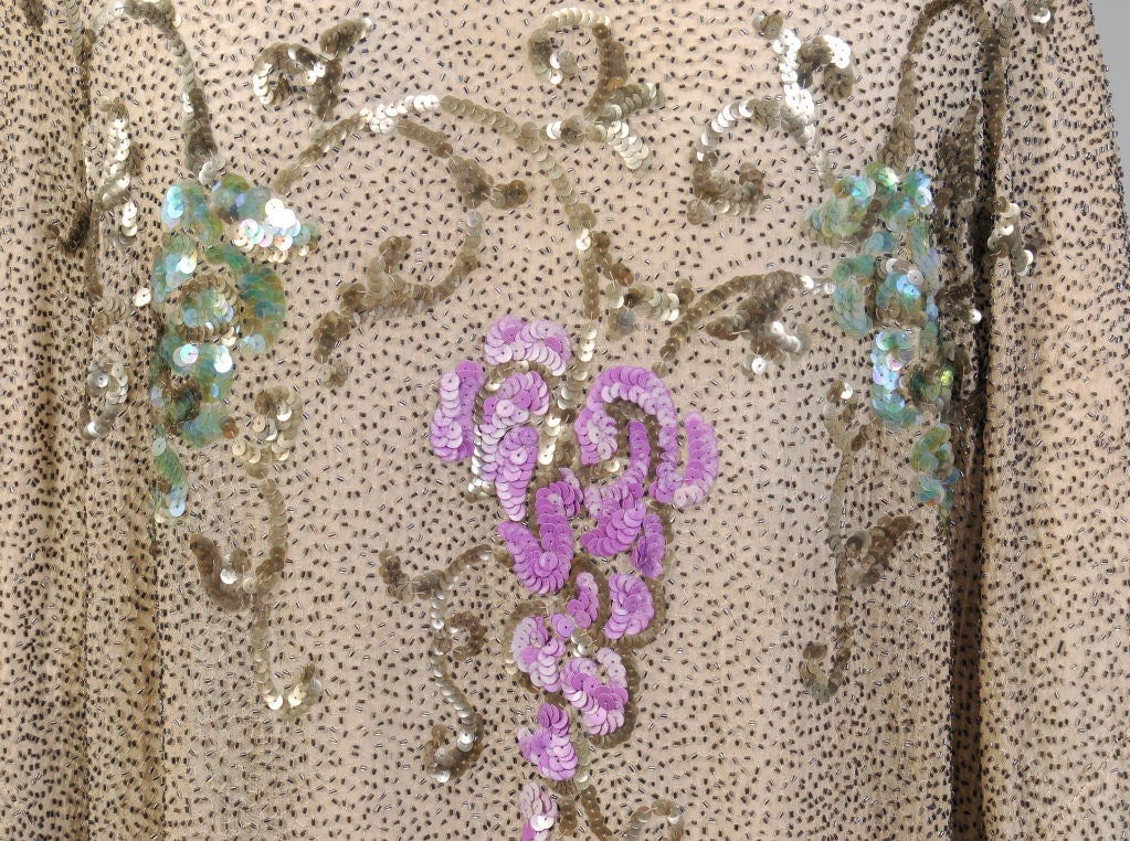 1920's French Beaded Coat 5
