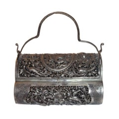 Antique Metal Purse, from the Early 20th Century