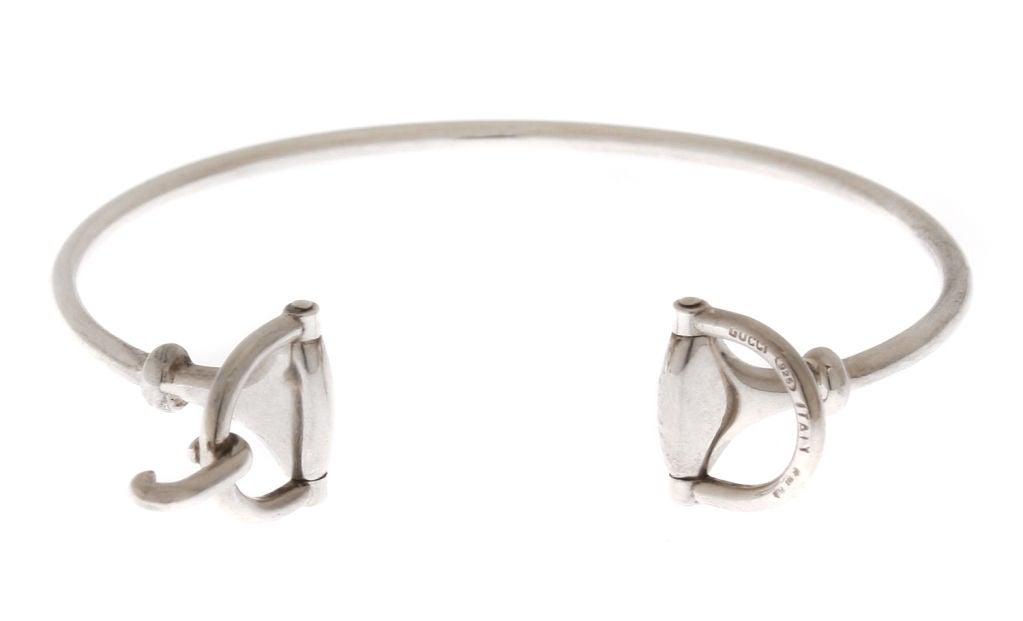 Gucci Sterling Silver Bracelet image 2