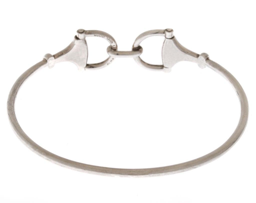 Gucci Sterling Silver Bracelet image 3