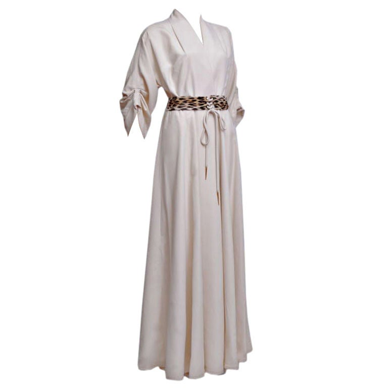 Saks' Hostess Gown For Sale