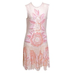 Zandra Rhodes Flapper Dress