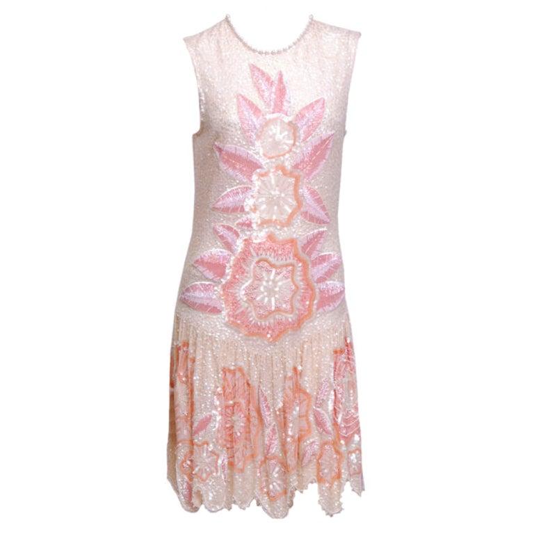 Zandra Rhodes Flapper Dress 1