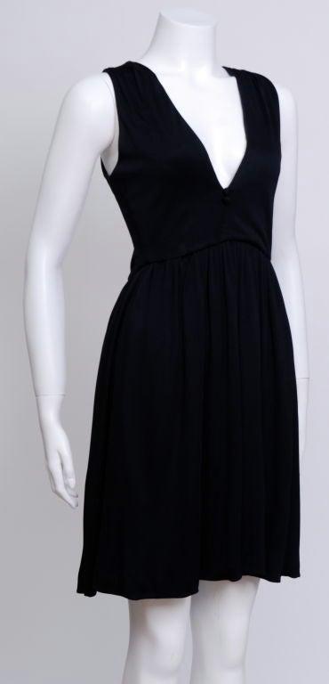 Donald Brooks Jersey Cocktail Dress 2