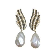 Diana Vreeland's Favorite Earrings R. Serbin 1983