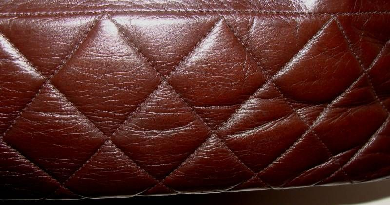 Oversized Quilted Tote Bag Purse  With Shoulder Strap By  Chanel For Sale 5