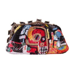 VALENTINO Bag Tribute to BASQUIAT NEW LIMITED EDITION