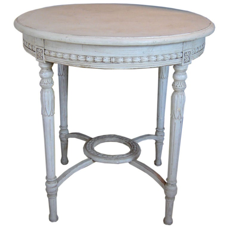 Carved gustavian side table at 1stdibs for Oka gustavian side table