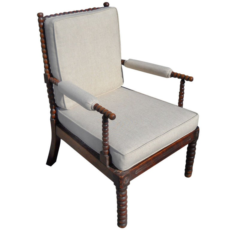 antique spool chair at 1stdibs
