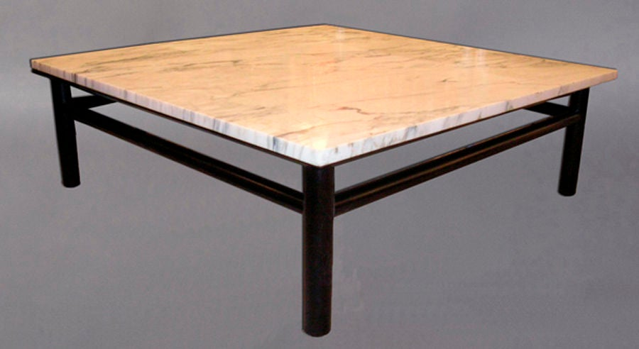Gibbings Cocktail Table At 1stdibs