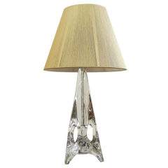 Daul Eiffel Table Lamp