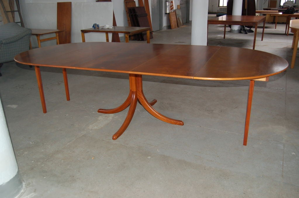 Dining Table In Mahogany by Josef Frank at 1stdibs : 786012724790583 from 1stdibs.com size 1023 x 679 jpeg 77kB