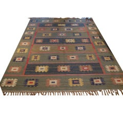 MMF Flat-Weave Swedish Carpet
