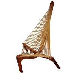 Harp Chair by Jorgen Hoveltskov