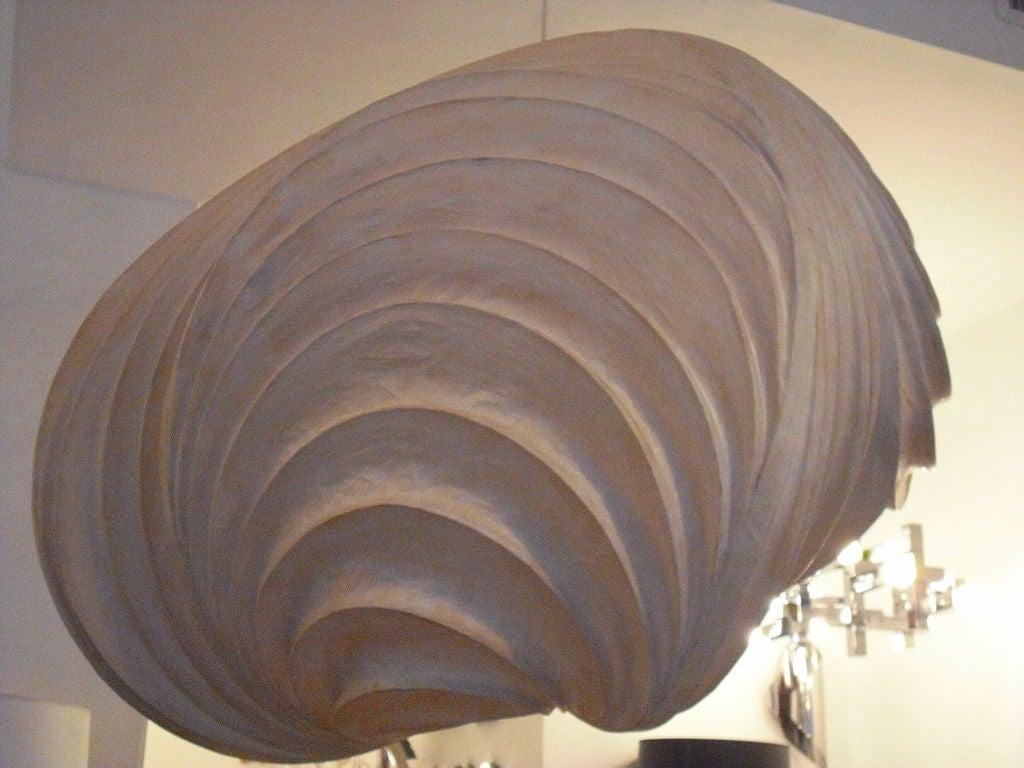 Grand Stephen White Light Sculpture Chandelier 7