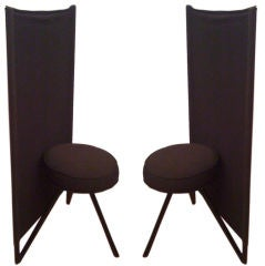 "Pair of Philippe Starck ""Miss Wirt"" Chairs"