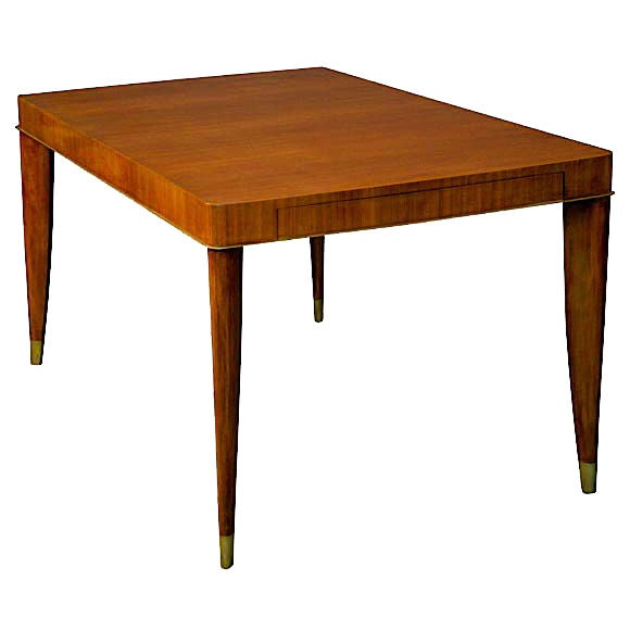 De Coene Freres Art Deco Dining Table At 1stdibs
