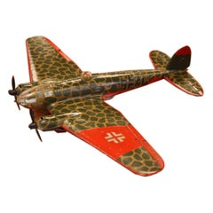 Collection of 25 Mid Century Handbuilt Model Airplanes