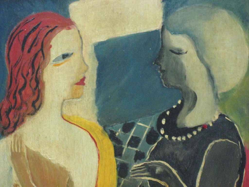 Painting by Bela Kadar  Bela Kadar was born in Hungary in 1877. Amongst his early interests was mural painting. Like many of the artists of his day he was drawn to Paris and Berlin, and by 1910 he had visited both cities twice. In 1923, Kadar